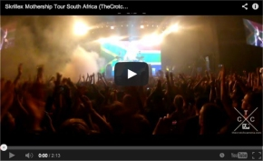 Skrillex Mothership Tour South Africa thumbnail