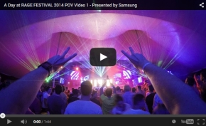 A Day at RAGE FESTIVAL 2014 POV Video 1 thumbnail