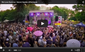 We Love Summer- Secret Garden Aftermovie thumbnail